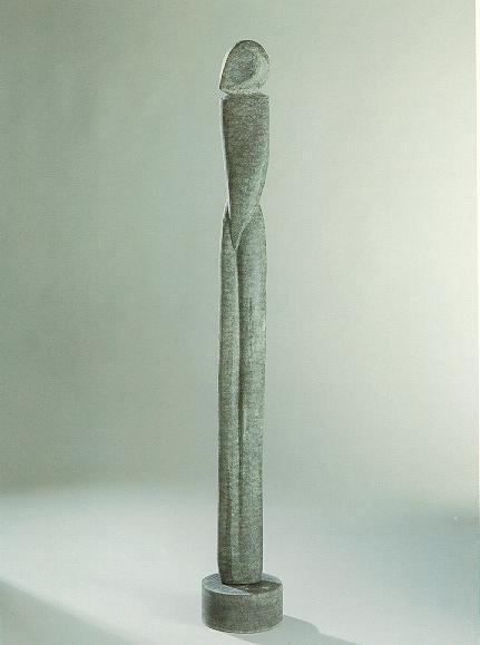 """Seherin"", Diabas, 1991, 178 cm"